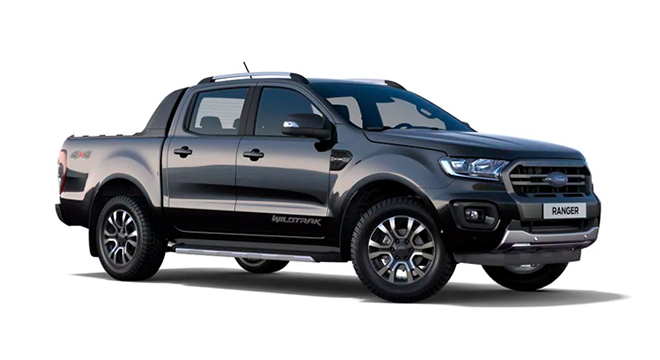 ford ranger absolute black