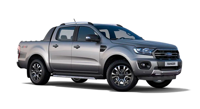 ford ranger aluminum metallic