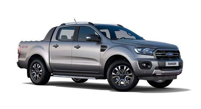 ford ranger aluminum metallic