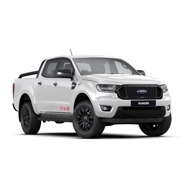 Ford Ranger Arctic White Philippines