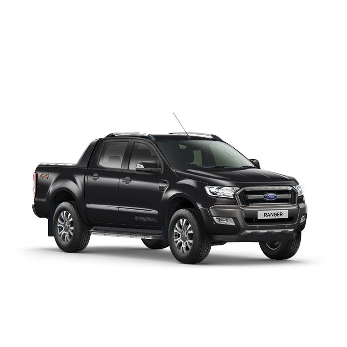 Ford Ranger Black Mica
