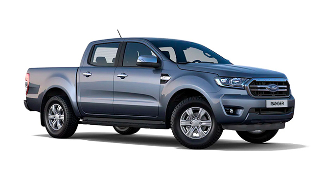 ford ranger blue reflex