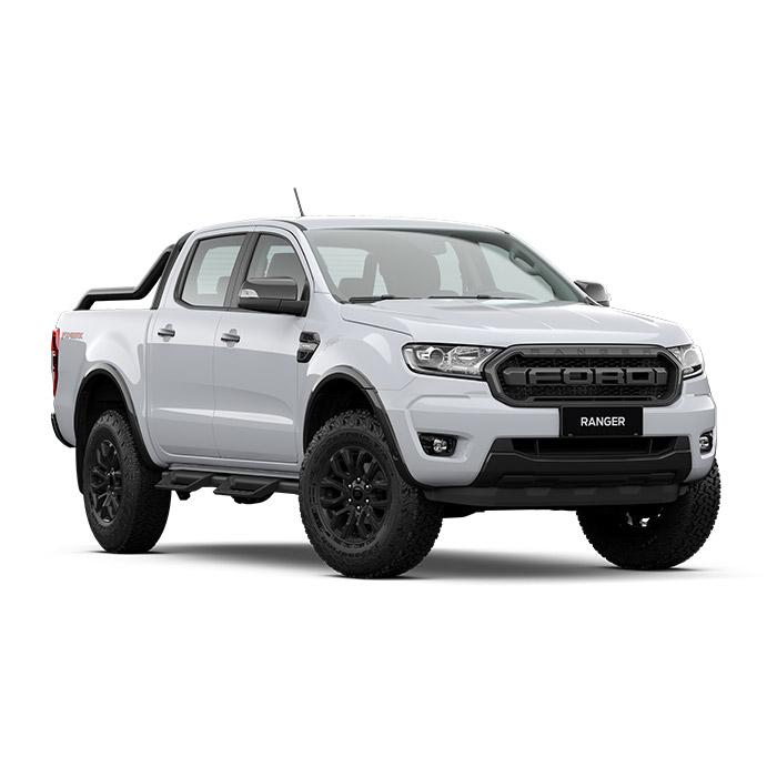 Ford Ranger FX4 Max Arctic White