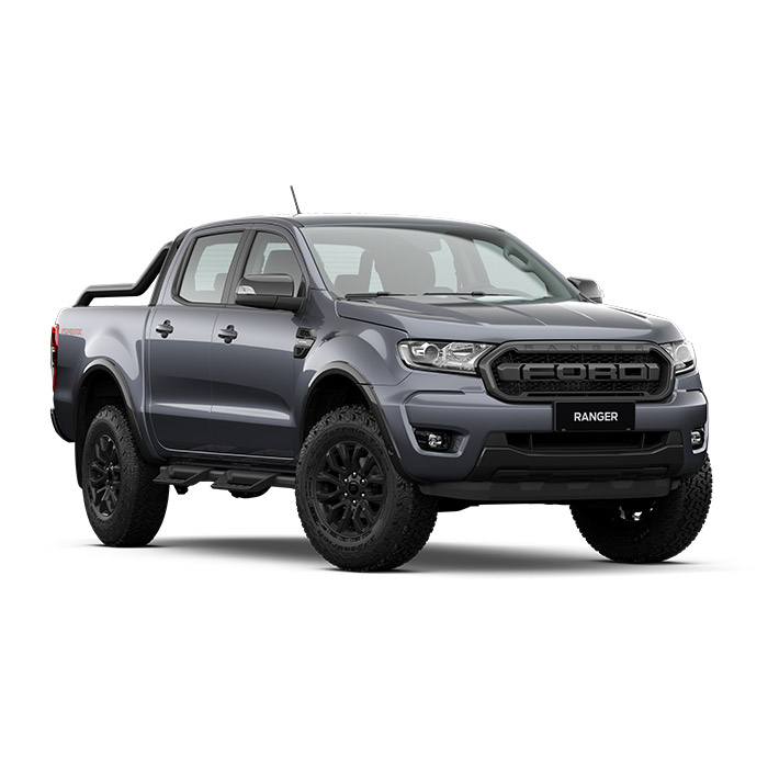 Ford Ranger FX4 Max Meteor Grey