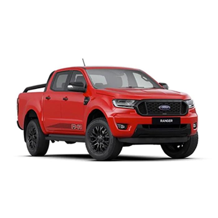Ford Ranger FX4 True Red Philippines