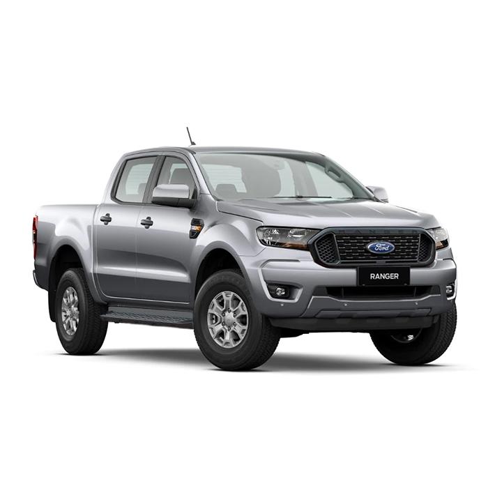 Ford Ranger XLS Aluminum Metallic