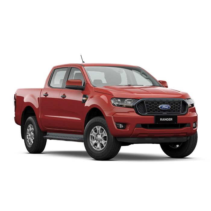 Ford Ranger XLS Sunset Red