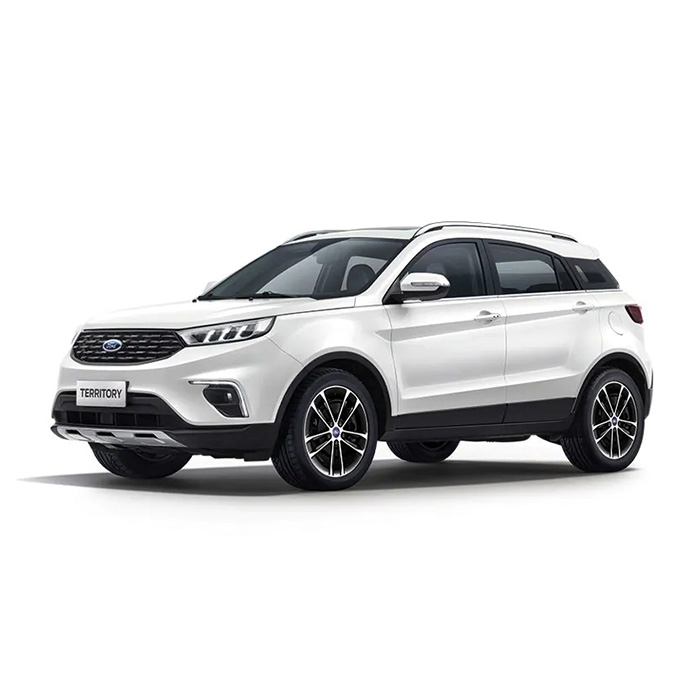 Ford Territory Trend Star White
