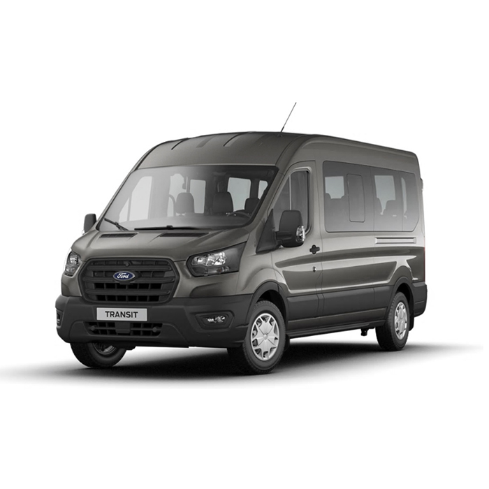 Ford Transit Magnetic Metallic Philippines