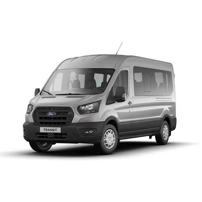 Ford Transit Moondust Silver Philippines