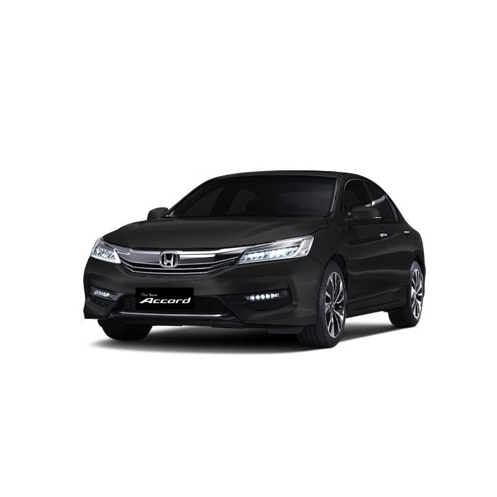 Honda Accord Crystal Black Pearl