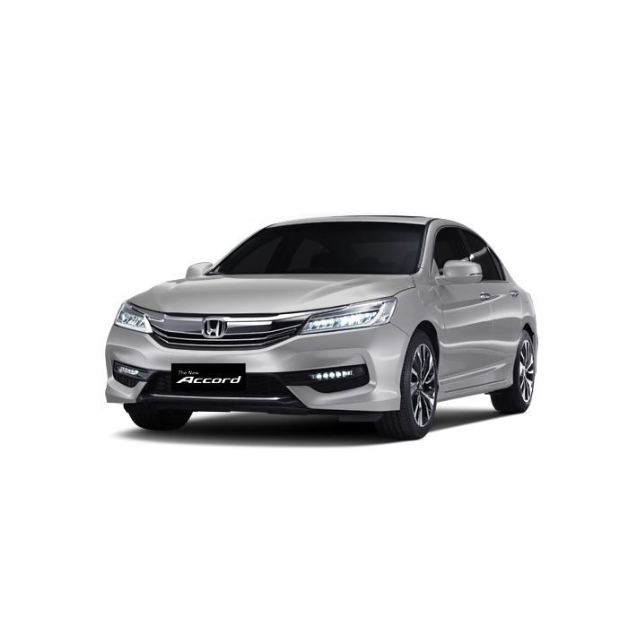 Honda Accord Lunar Silver Metallic