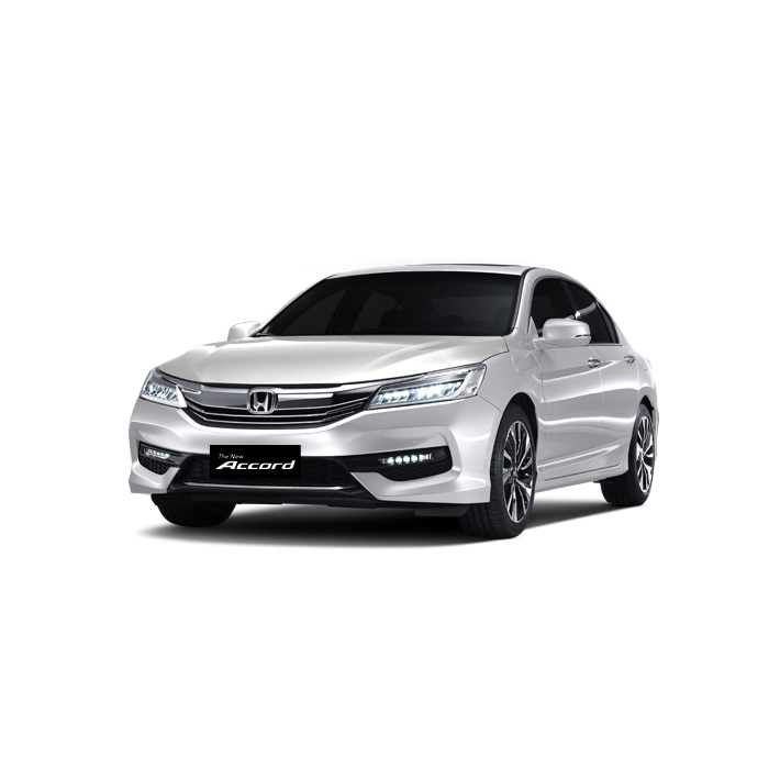 Honda Accord White Orchid Pearl