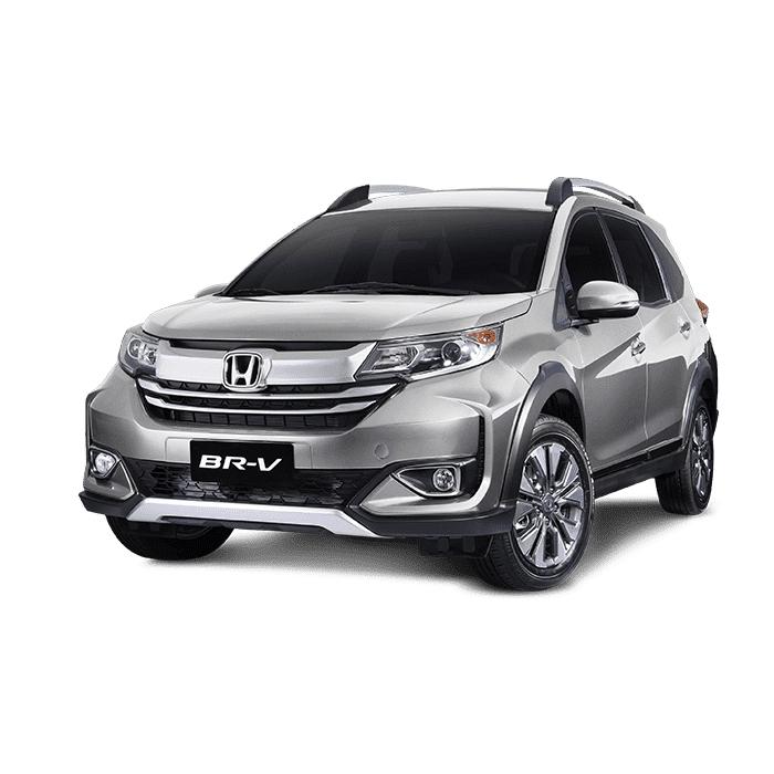 Honda BR-V Lunar Silver Metallic Philippines
