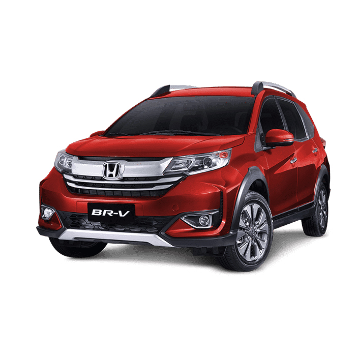 Honda BR-V Passion Red Pearl Philippines