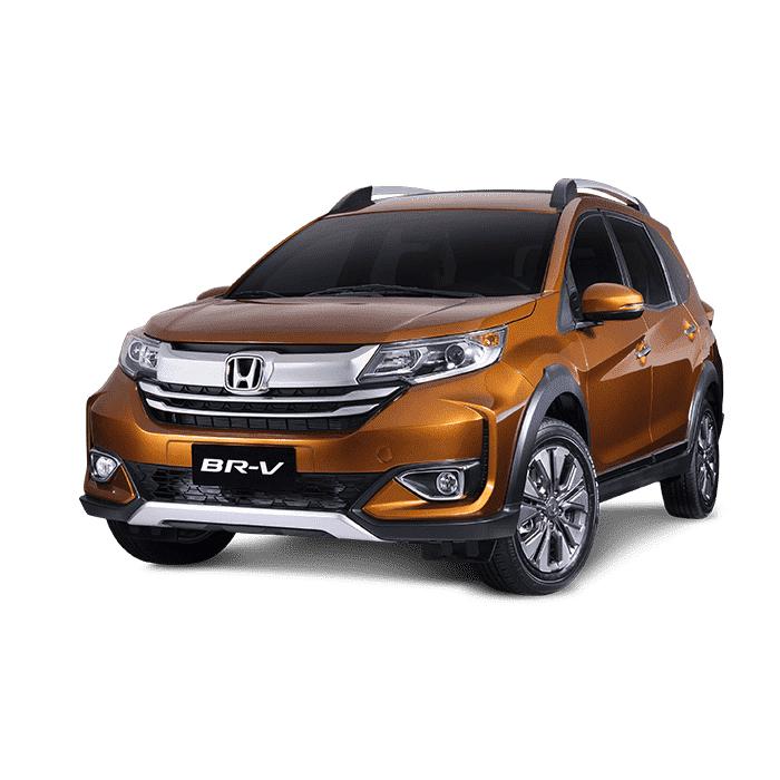 Honda BR-V Premium Amber Metallic Philippines