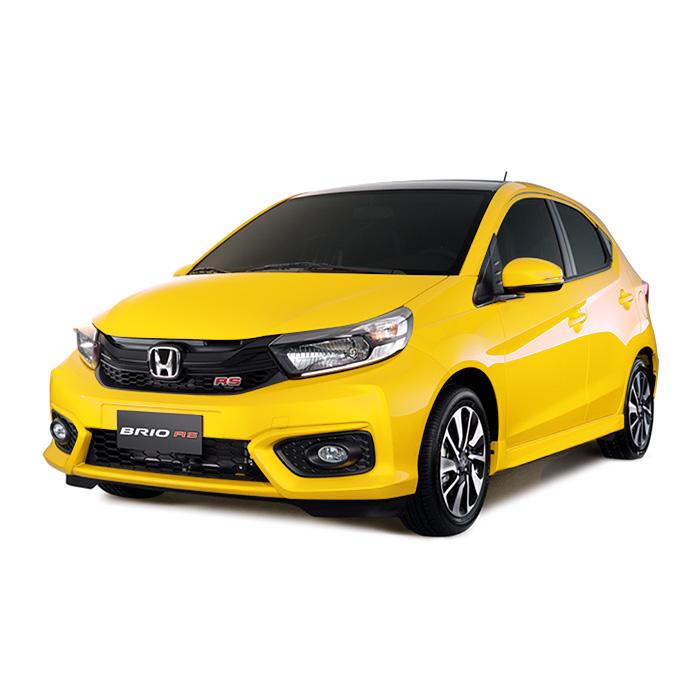 Honda Brio RS BT Carnival Yellow
