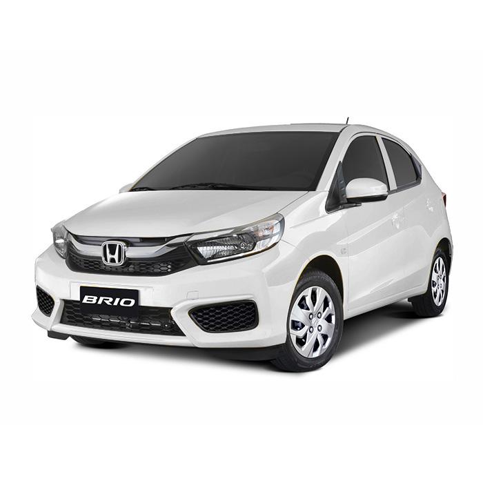 Honda Brio S Taffeta white