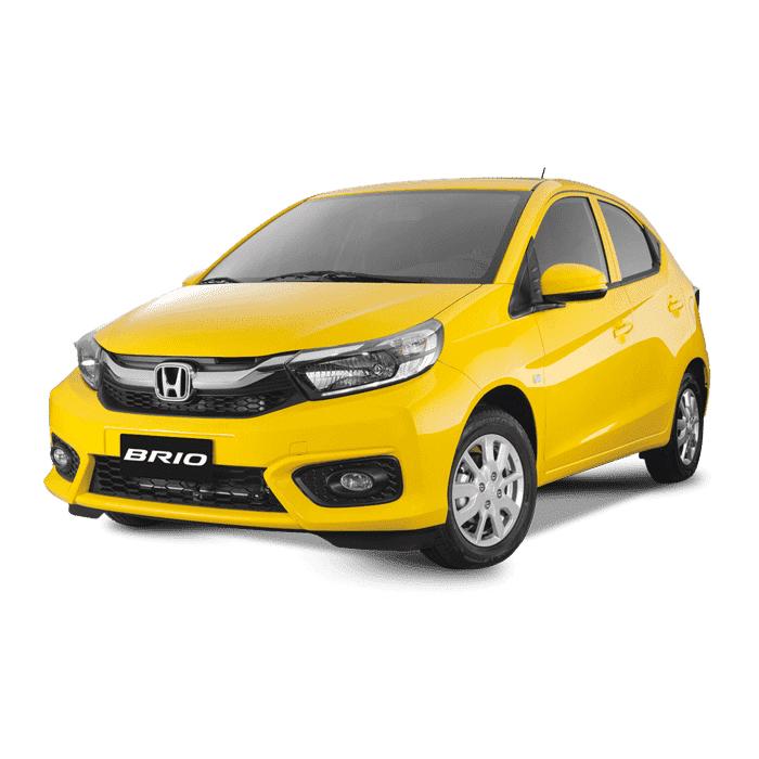 Honda Brio V Carnival Yellow Philippines