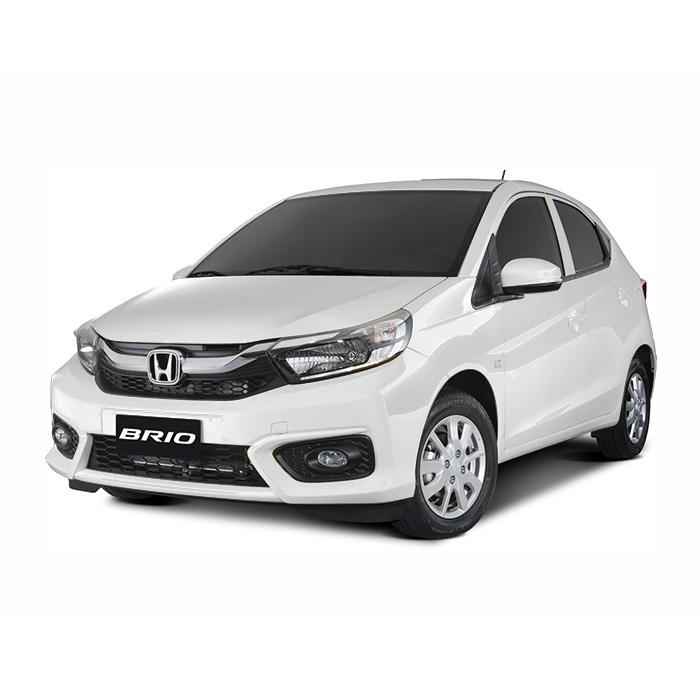 Honda Brio V Taffeta White