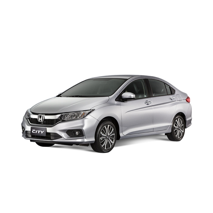 Honda City Lunar Silver Metallic