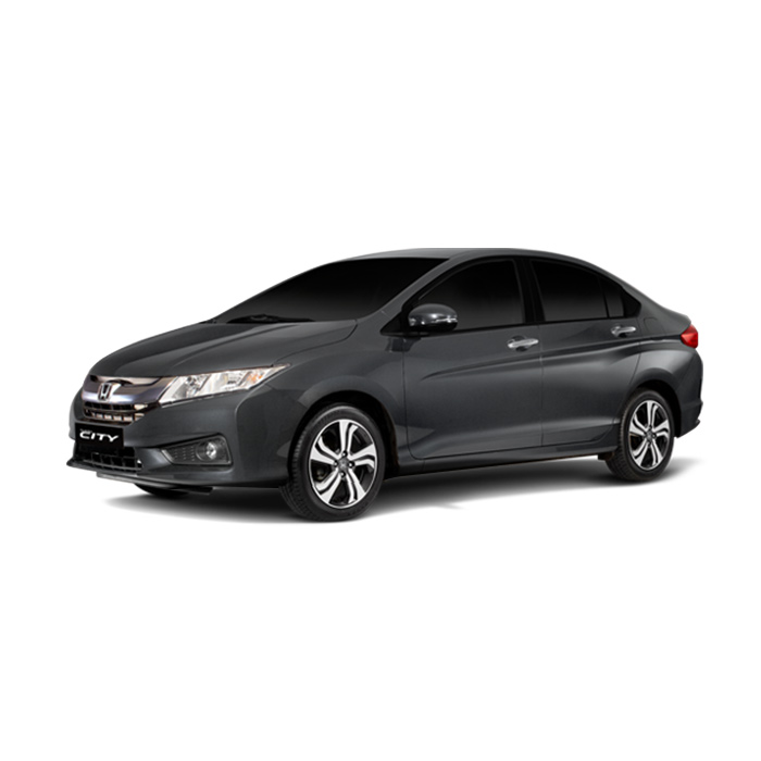 Honda City Modern Steel Metallic