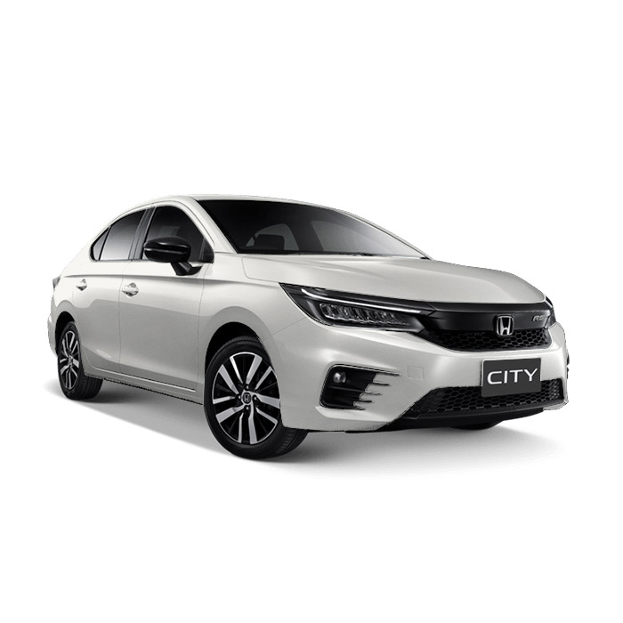 Honda City Platinum White Pearl