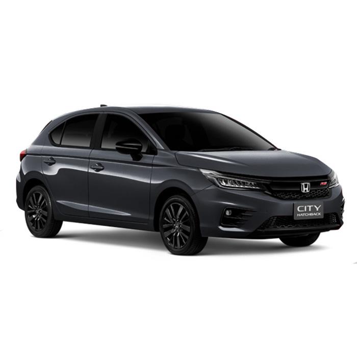 Honda City RS Hatchback Meteoroid Gray Metallic