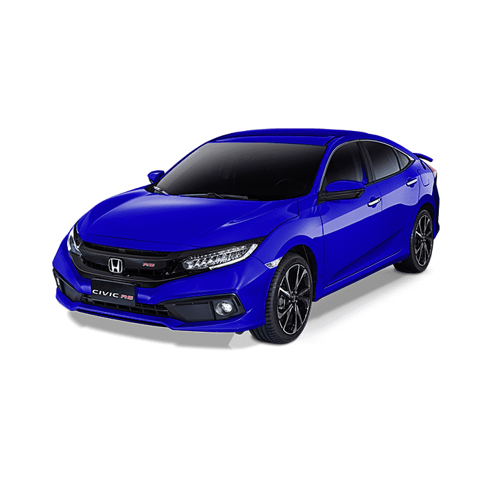 Honda Civic Brilliant Sporty Blue Metallic Philippines