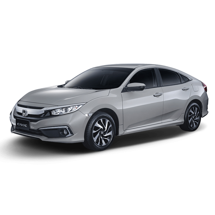 Honda Civic Lunar Silver Metallic Philippines