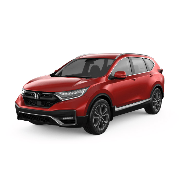 Honda CR-V Ignite Red