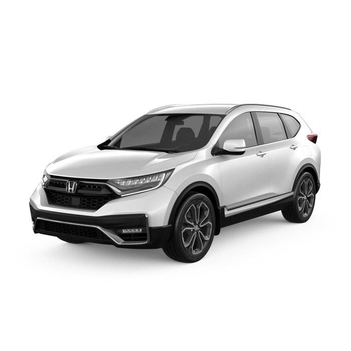 Honda CR-V Platinum White Pearl