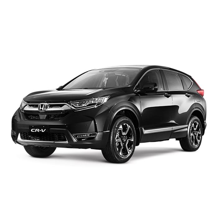 Honda CRV Crystal Black Pearl