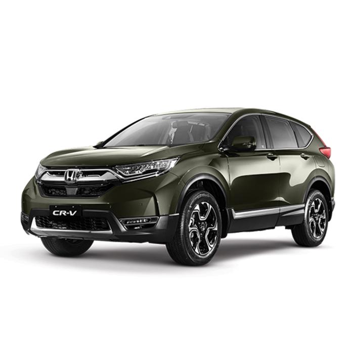 Honda CRV Dark Olive Metallic