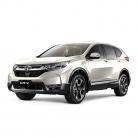 Honda CRV Platinum White Pearl