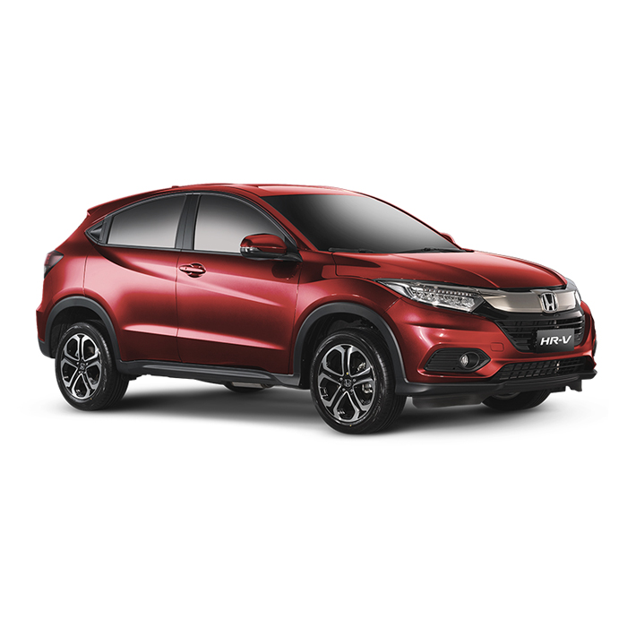 Honda HR-V Passion Red Pearl Philippines