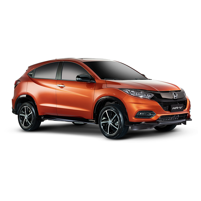 Honda HR-V Phoenix Orange Pearl Philippines