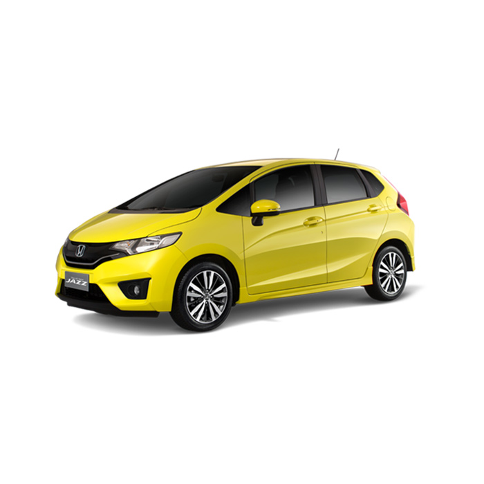 Honda Jazz Attract Yellow Pearl