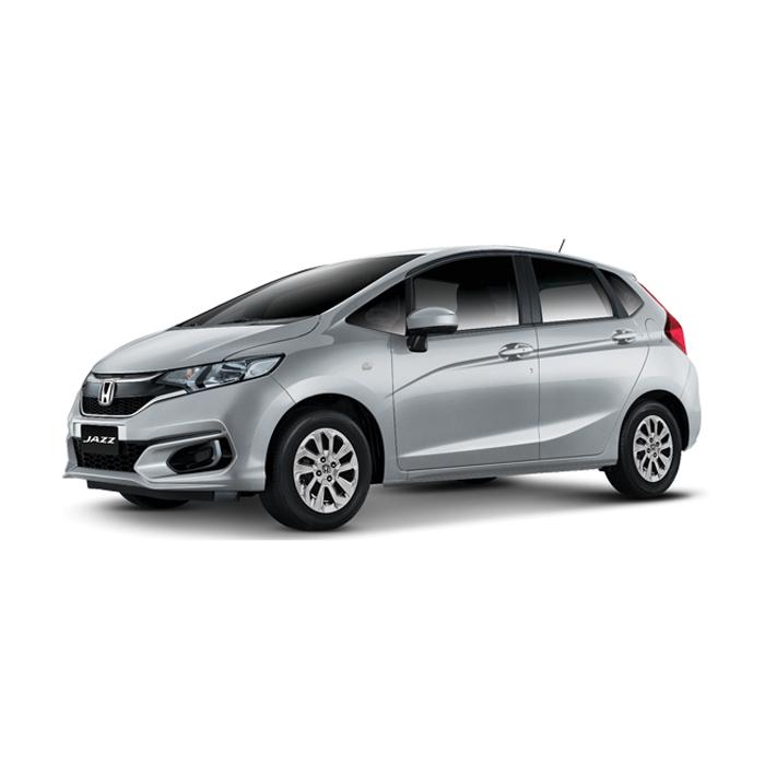 Honda Jazz Luna Silver
