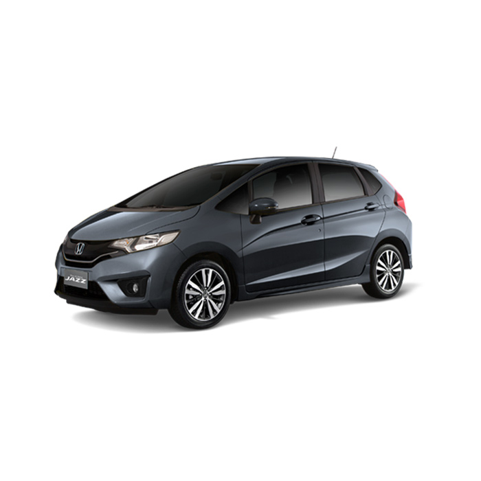 Honda Jazz Modern Steel Metallic