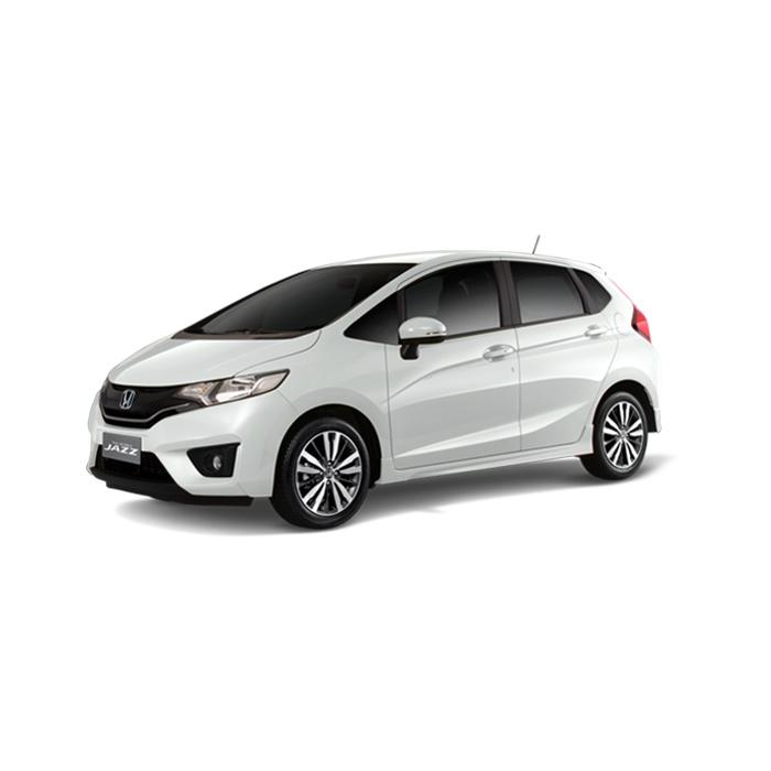 Honda Jazz Taffeta White