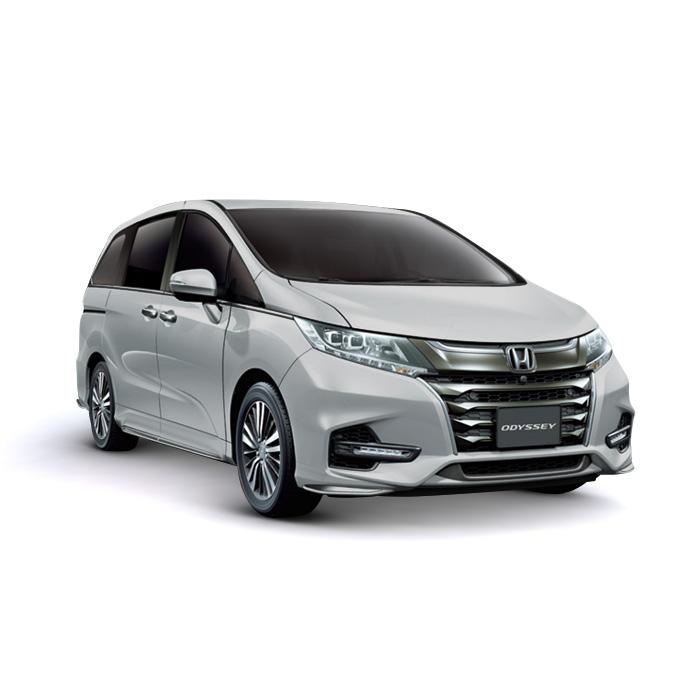 Honda Odyssey Super Platinum Metallic