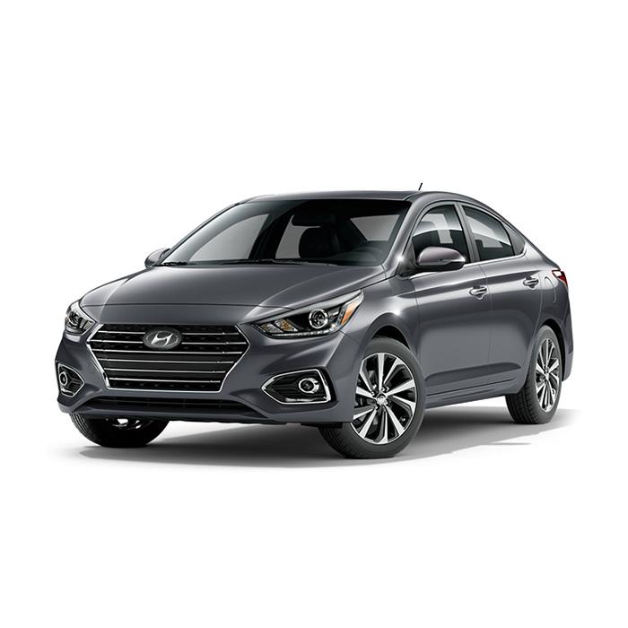 Hyundai Accent Star Dust