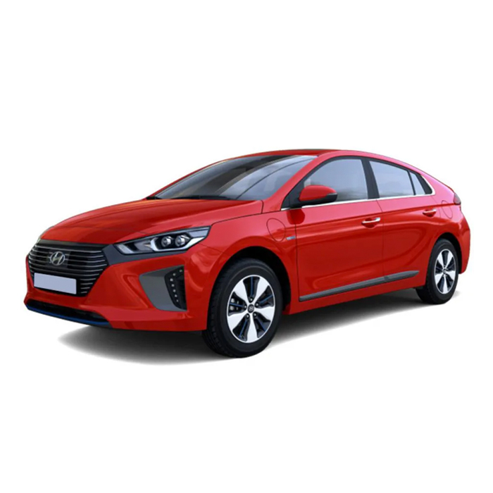 Hyundai Ioniq Hybrid Fiery Red Philippines
