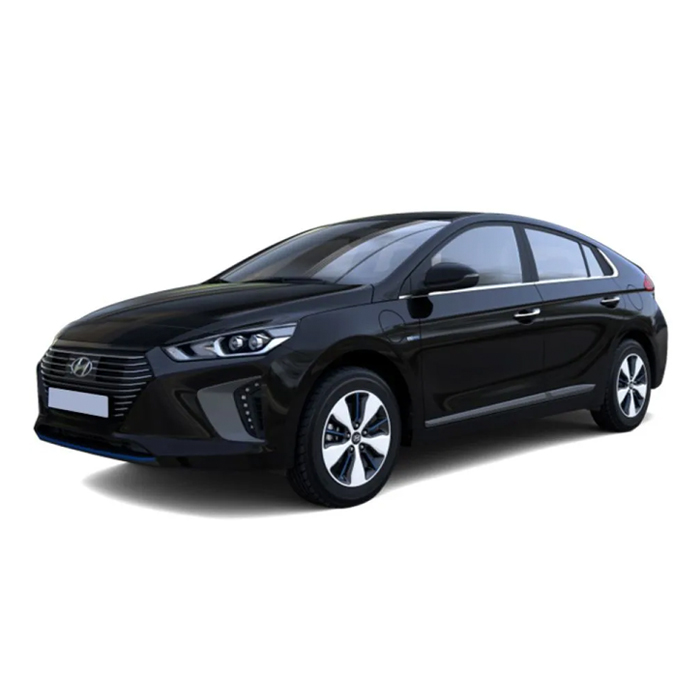 Hyundai Ioniq Hybrid Phantom Black Philippines