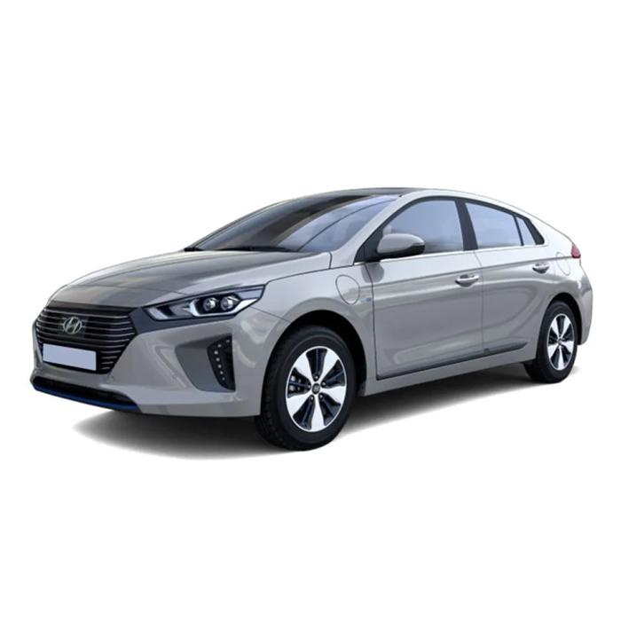 Hyundai Ioniq Hybrid Platinum Silver Philippines
