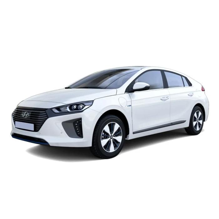 Hyundai Ioniq Hybrid Polar White Philippines