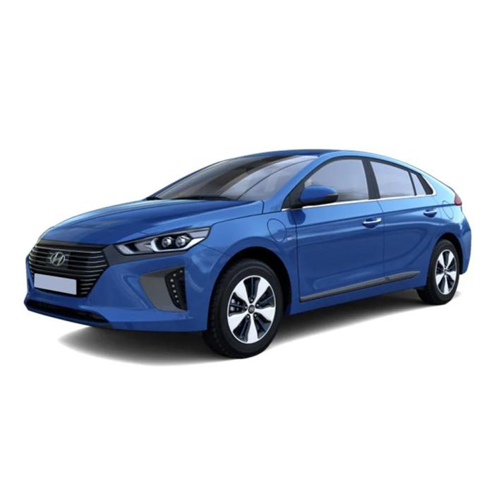 Hyundai Ioniq Mariana Blue Philippines