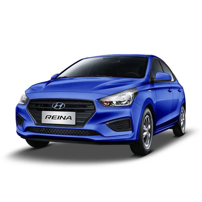 Hyundai Reina Blue Passion Philippines