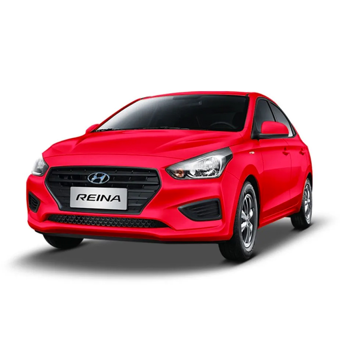 Hyundai Reina Fiery Red Philippines